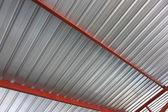 Metal roof — Stock Photo