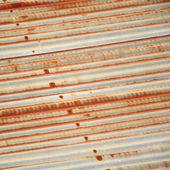 Rusty Sheet Metal Texture — ストック写真