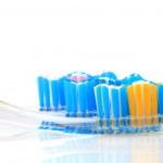 Spazzolini da denti — Foto Stock