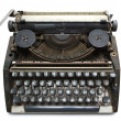 Typewriter — Stock Photo #41085685
