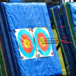 Stock Photo: Archery targets