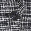 Stock Photo: Button on clothes