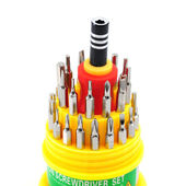 Screwdriver Set — Stock Photo