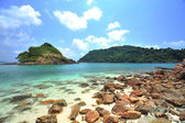 Travel beach in thailand — Stock Photo