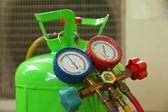 Air Conditioner Repair — Stock Photo