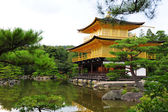 Temple of the Golden Pavilion — Stock Photo