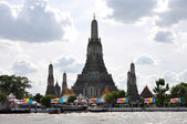 Temple in Bangkok Thailand — Stock Photo