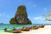 Kho Poda in Krabi Thailand — Stock Photo