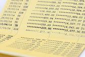 Bank Book — Stock Photo