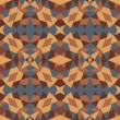 Geometric seamless abstract pattern — Image vectorielle