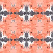 Fondo retro triángulo geométrico hipster — Vector de stock
