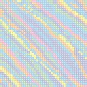 Colorful pixel background — Stock Vector