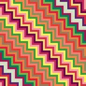 Pano de fundo colorido mosaico. — Vetorial Stock