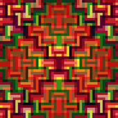Colorful mosaic backdrop. — Stock Vector