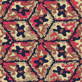 Geometric seamless abstract pattern — Wektor stockowy