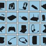 Computer symbols — Stock Vector #41370669