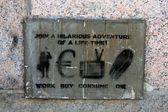 Hilarious adventure — Stock Photo