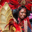 Stock Photo: LONDON CARNIVAL