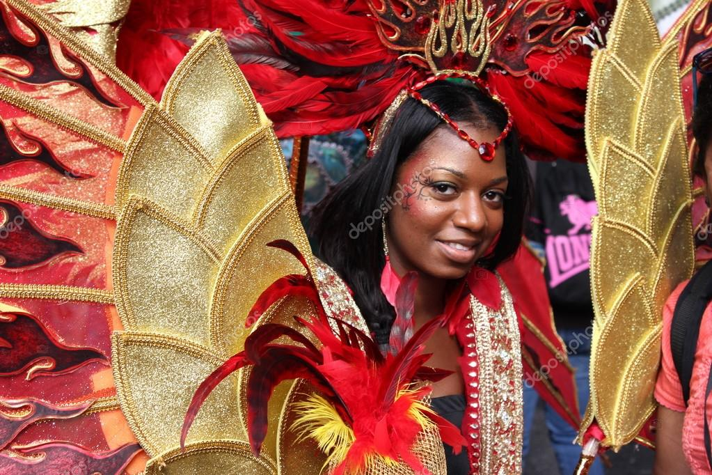 LONDON CARNIVAL  Stock Photo #12427845