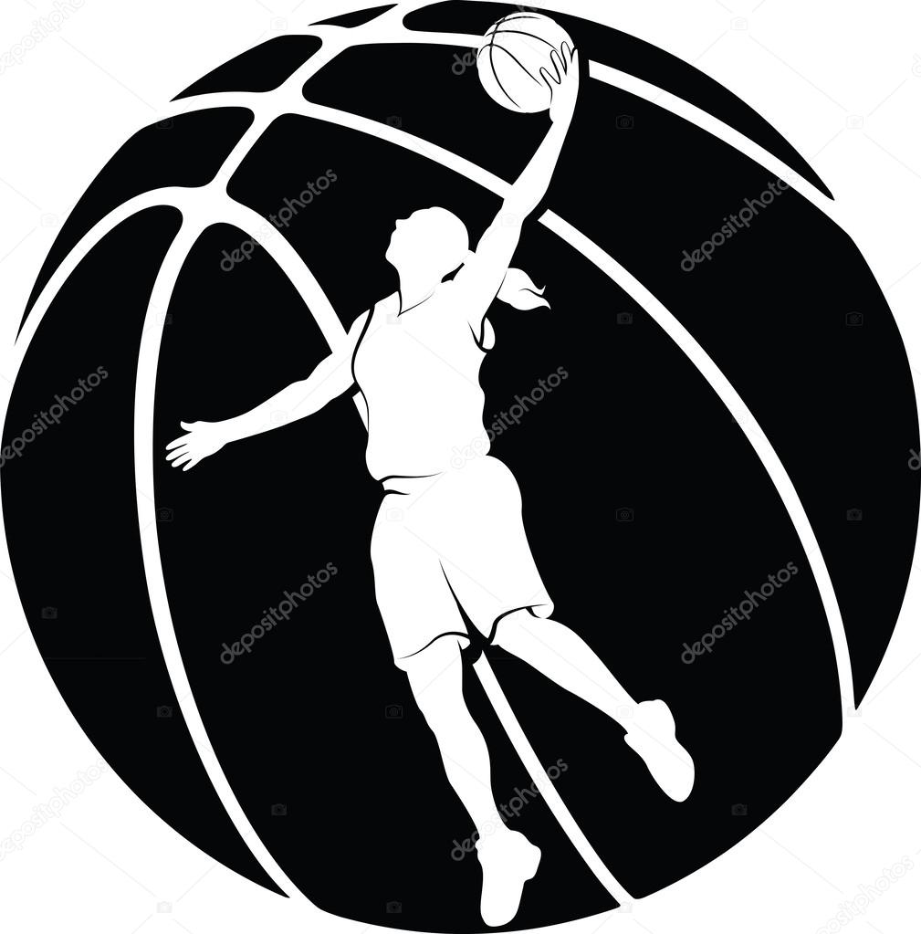 Similiar Girls Basketball Vector Keywords