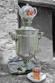 Azeri Tea Time #2 — Stock Photo