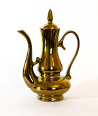 Bronze jug — Stock Photo