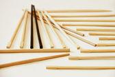 Chinese sticks — Stock Photo