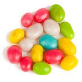 Karamelové bonbóny — Stock fotografie