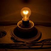 лампочка — Стоковое фото