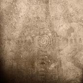 复古棕褐色背景 — 图库照片