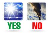 Ekologiska begrepp — Stockfoto