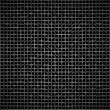 Speaker grill texture. Vector - Stock Vector