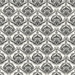 Seamless wallpaper pattern background. Vector — Stock Vector
