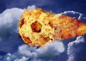 Fireball — Stock Photo