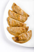 Dumplings / Pies — Stock Photo