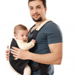 Father,s care — Stock Photo