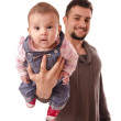 Here is my baby! — Stock Photo