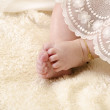 Baby feet — Stock Photo #25990087