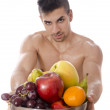 Eat fruit! — Stock Photo