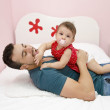 Father care. — Stock Photo #31584137
