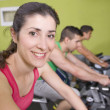 GyM People — Stock Photo