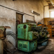 Very old workshop — Stock Photo