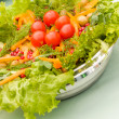Salad of fresh greens — Stock Photo #49477013