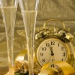 Stock Photo: New Year Eve