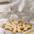 Christmas cookies. — Stock fotografie