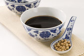 Soy sauce. — Stock Photo