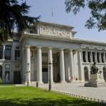 Prado Museum. Madrid — Stock Photo