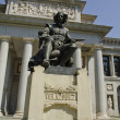 Stock Photo: Prado Museum. Madrid