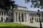 Prado Museum. Madrid — Stock Photo