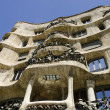 La Pedrera. Casa Mila. — Stock Photo